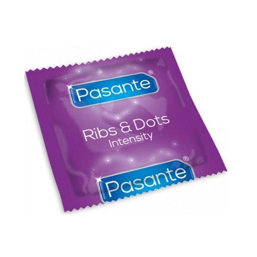 Pasante Ribs and Dots 1ks