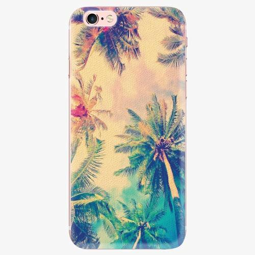 Silikonové pouzdro iSaprio - Palm Beach - iPhone 7
