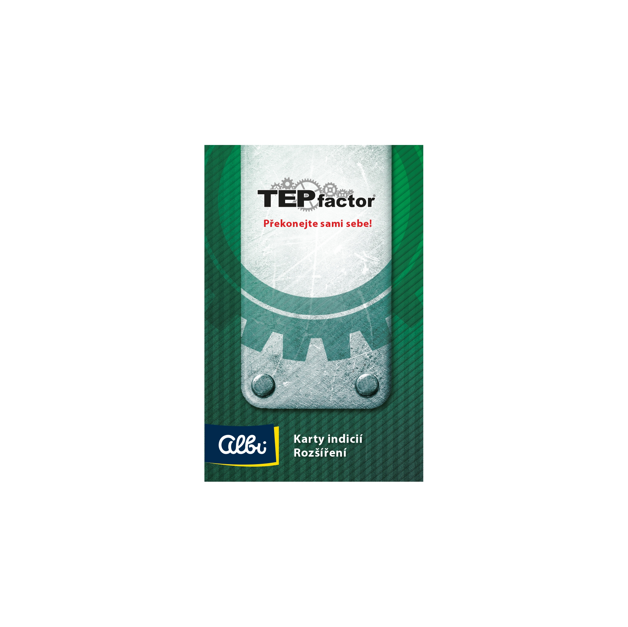 TEPfaktor - stírací karty