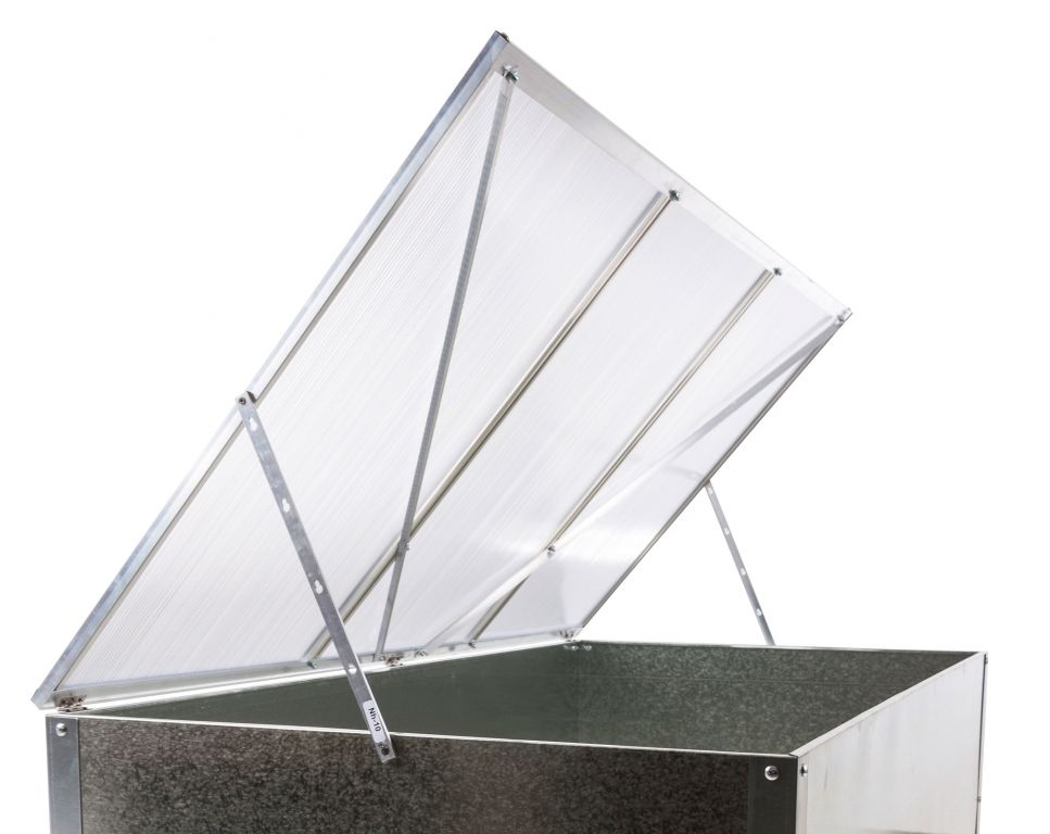G21 bezúdržbové pařeniště XL - 150 x 75 x 52 cm