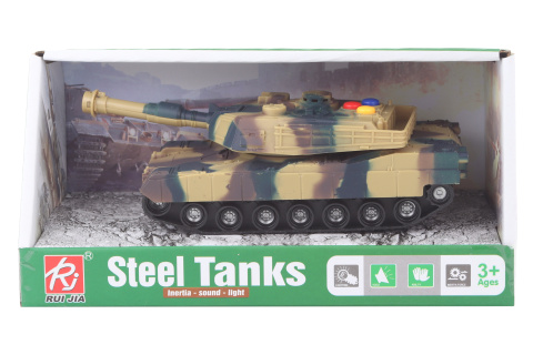 Tank na baterie