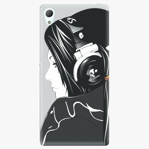 Plastový kryt iSaprio - Headphones - Sony Xperia Z3+ / Z4