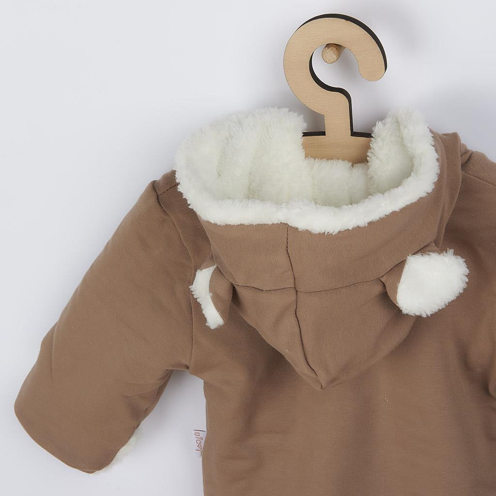 Zimní kojenecký overal Nicol Star