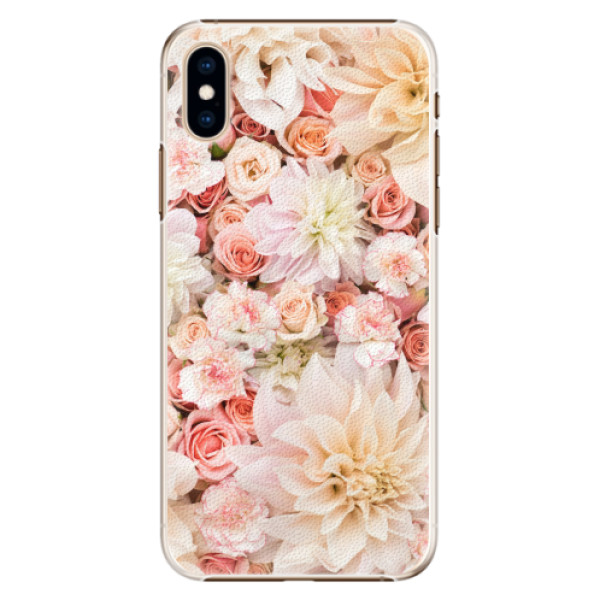 Plastové pouzdro iSaprio - Flower Pattern 06 - iPhone XS