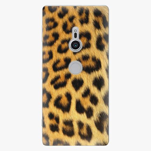Plastový kryt iSaprio - Jaguar Skin - Sony Xperia XZ2