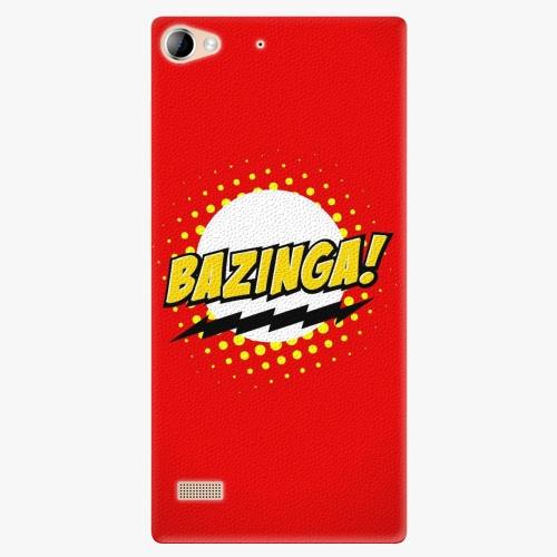Plastový kryt iSaprio - Bazinga 01 - Lenovo Vibe X2