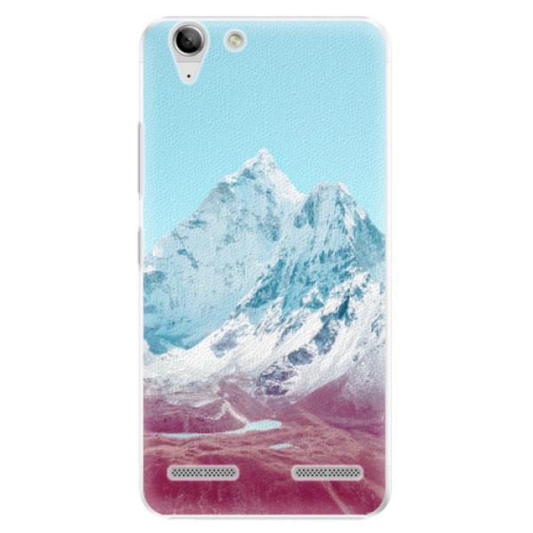 Plastové pouzdro iSaprio - Highest Mountains 01 - Lenovo Vibe K5