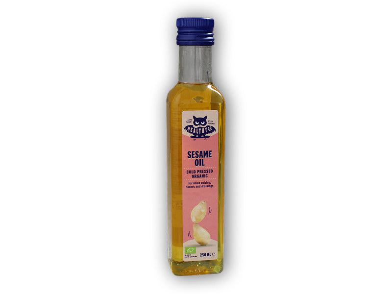 Sesame Oil cold pressed organic 250ml