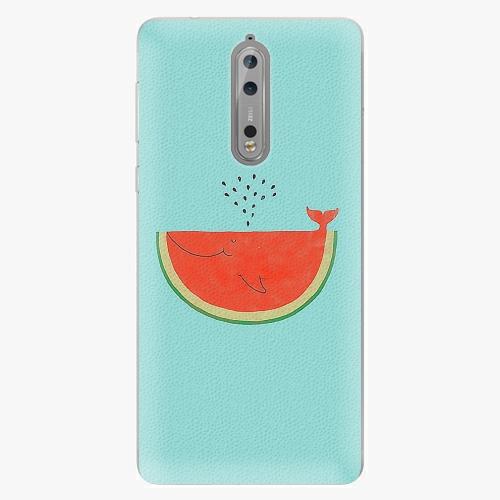 Plastový kryt iSaprio - Melon - Nokia 8