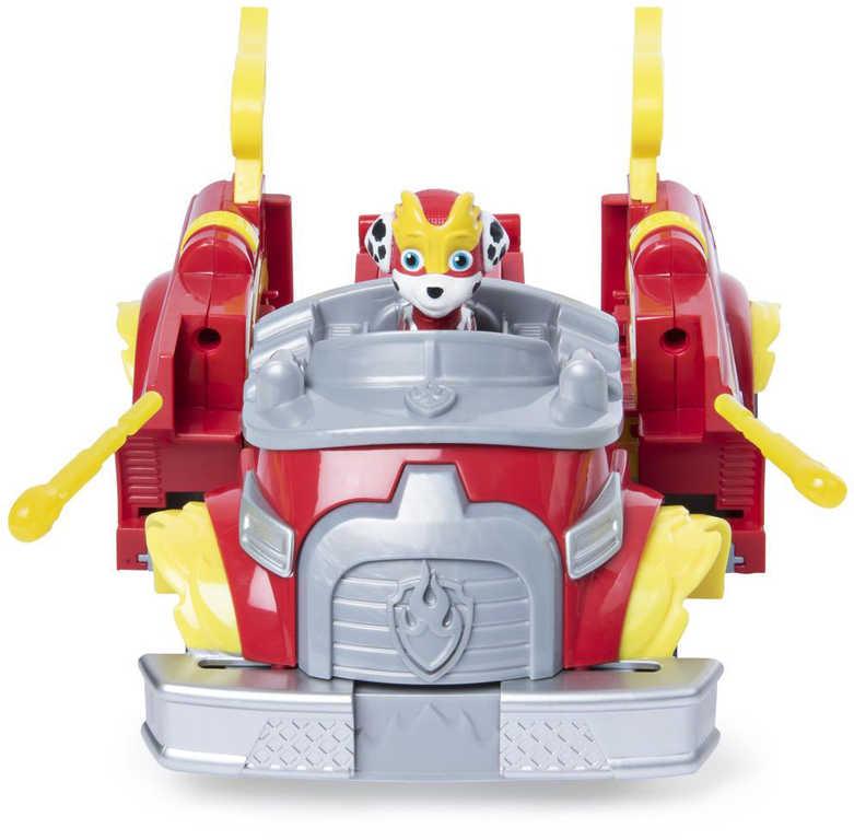 SPIN MASTER Paw Patrol vozidlo superhrdiny s transformací s figurkou Tlapková Patrola