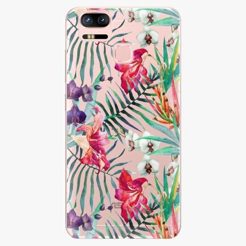 Plastový kryt iSaprio - Flower Pattern 03 - Asus ZenFone 3 Zoom ZE553KL
