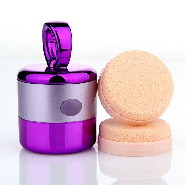 Vibrační aplikátor make upu