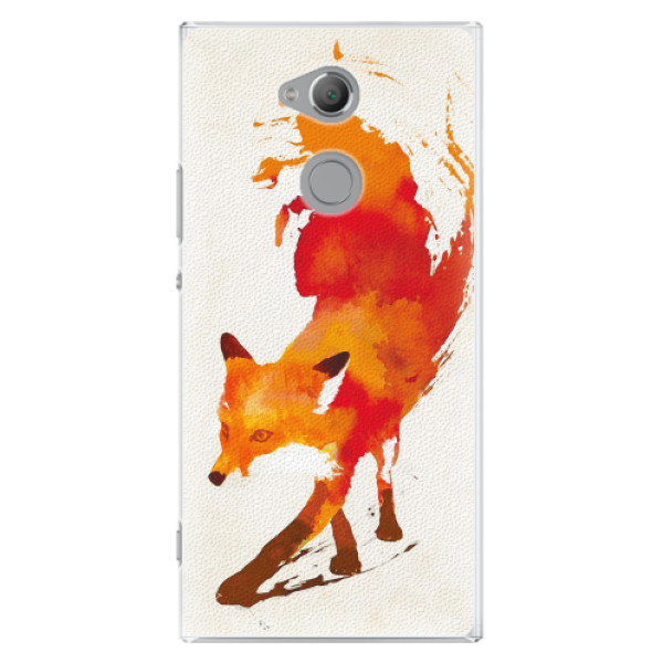 Plastové pouzdro iSaprio - Fast Fox - Sony Xperia XA2 Ultra