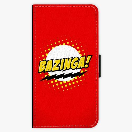 Flipové pouzdro iSaprio - Bazinga 01 - Huawei P10 Plus