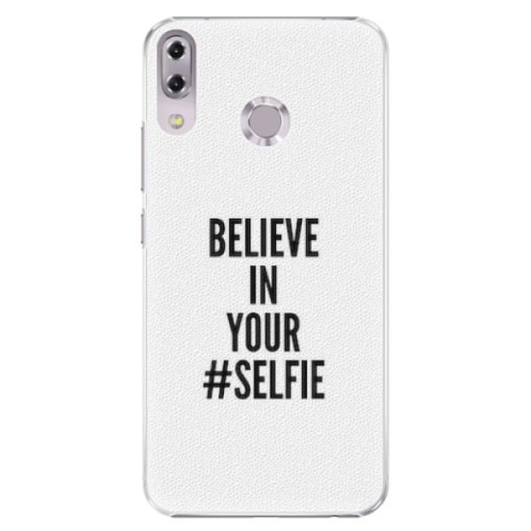Plastové pouzdro iSaprio - Selfie - Asus ZenFone 5 ZE620KL