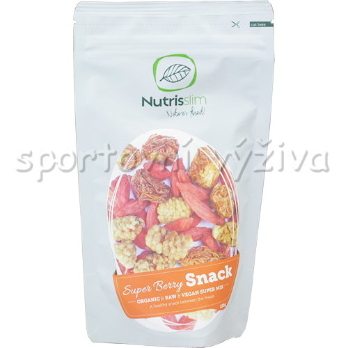 Super Berry Snack 125g