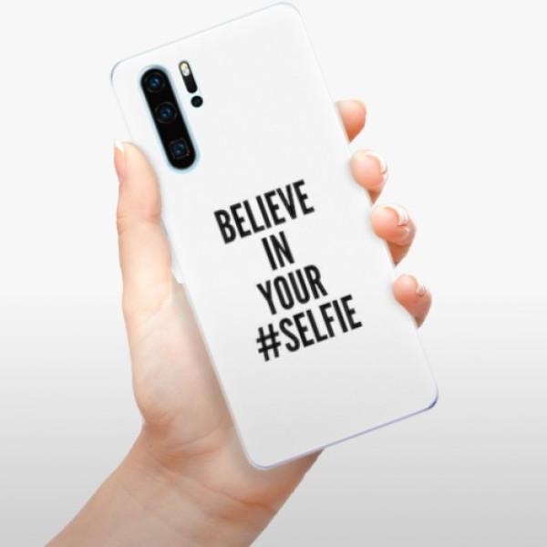 Odolné silikonové pouzdro iSaprio - Selfie - Huawei P30 Pro