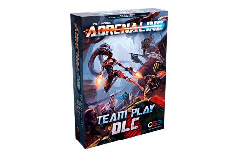 Adrenalin: Team play DLC - rozšíření