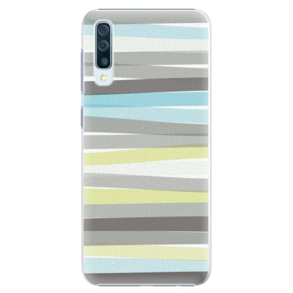 Plastové pouzdro iSaprio - Stripes - Samsung Galaxy A50