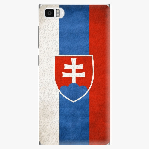 Plastový kryt iSaprio - Slovakia Flag - Xiaomi Mi3