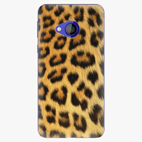 Plastový kryt iSaprio - Jaguar Skin - HTC U Play