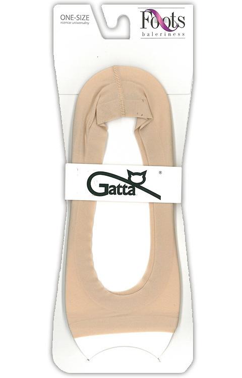 Dámské ťapky balerínky Gatta Foots 00C260 10 - Černá/univerzální