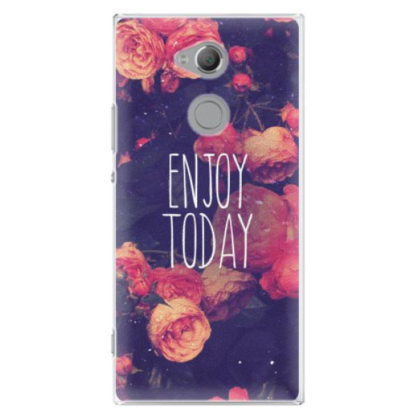 Plastové pouzdro iSaprio - Enjoy Today - Sony Xperia XA2 Ultra