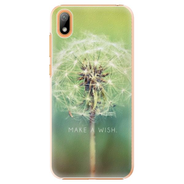 Plastové pouzdro iSaprio - Wish - Huawei Y5 2019