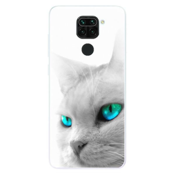 Odolné silikonové pouzdro iSaprio - Cats Eyes - Xiaomi Redmi Note 9