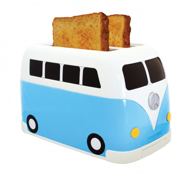 Autobusový toaster