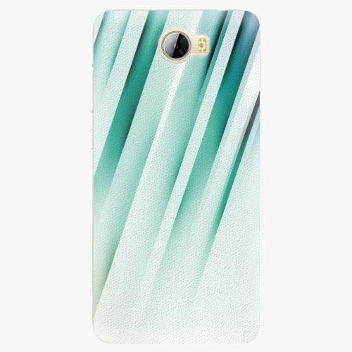 Plastový kryt iSaprio - Stripes of Glass - Huawei Y5 II / Y6 II Compact