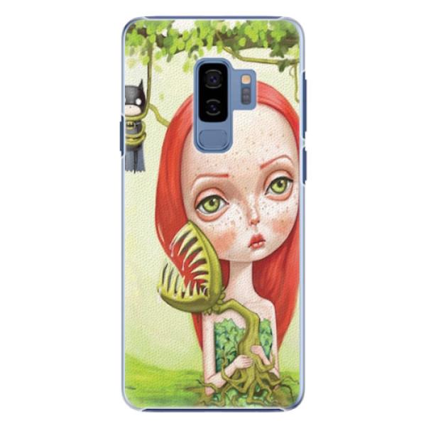 Plastové pouzdro iSaprio - Poison - Samsung Galaxy S9 Plus