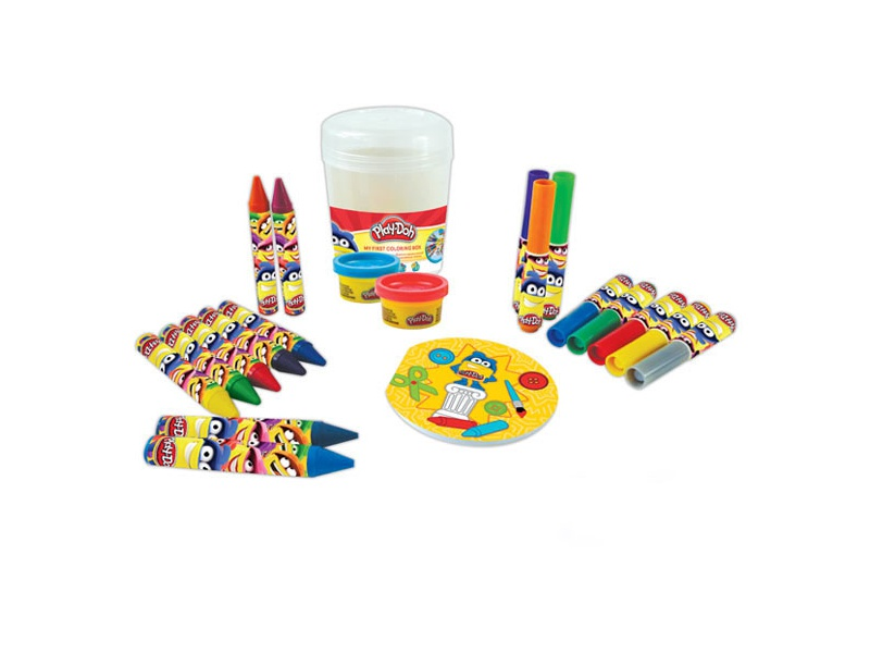 Play-Doh - Moje první malování