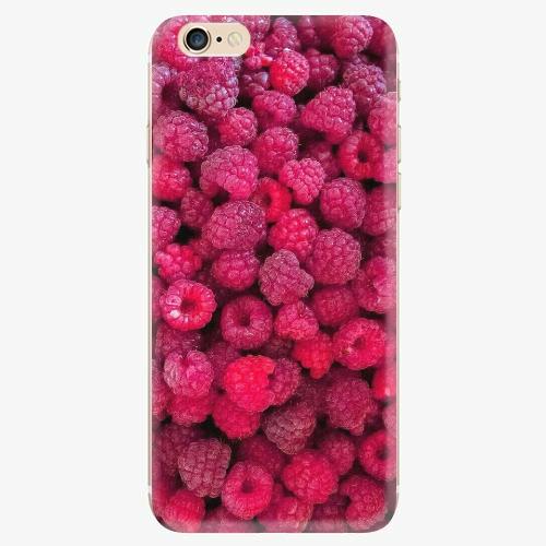 Plastový kryt iSaprio - Raspberry - iPhone 6/6S