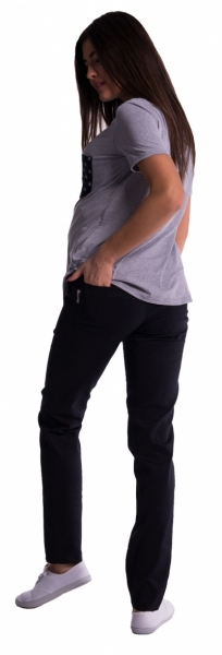 be-maamaa-tehotenske-kalhoty-s-mini-tehotenskym-pasem-cerne-m-38