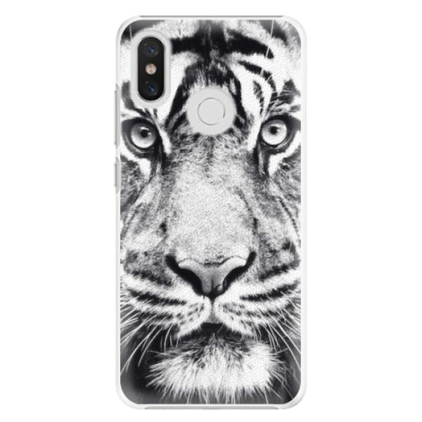 Plastové pouzdro iSaprio - Tiger Face - Xiaomi Mi 8