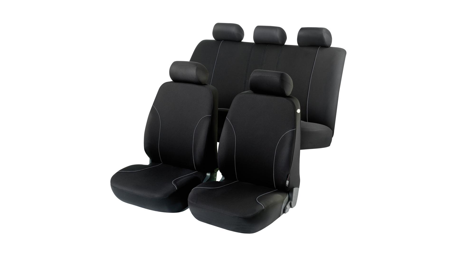Walser Car Seat Cover Allessandro black