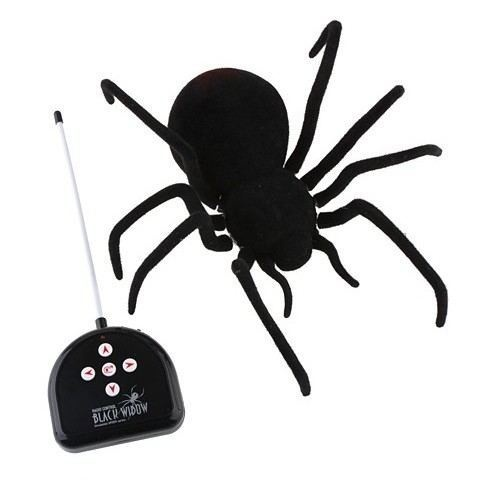 RC Black widow (pavouk Černá vdova)