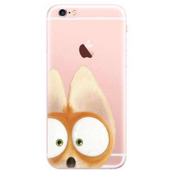 Odolné silikonové pouzdro iSaprio - Fox 02 - iPhone 6 Plus/6S Plus