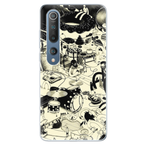 Odolné silikonové pouzdro iSaprio - Underground - Xiaomi Mi 10 / Mi 10 Pro