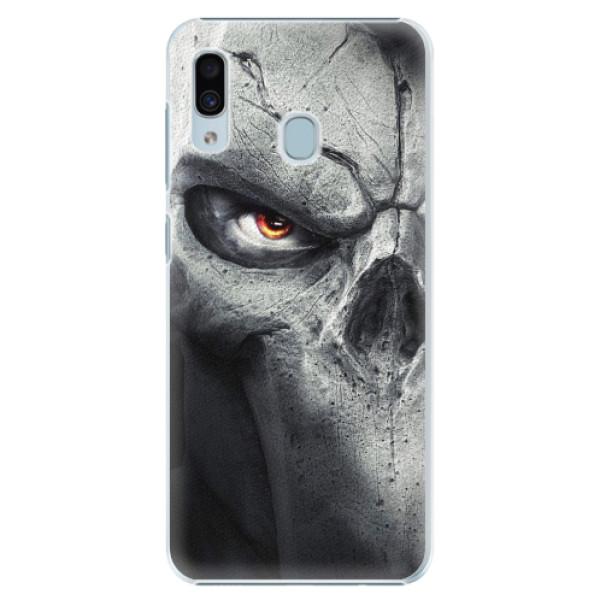 Plastové pouzdro iSaprio - Horror - Samsung Galaxy A20