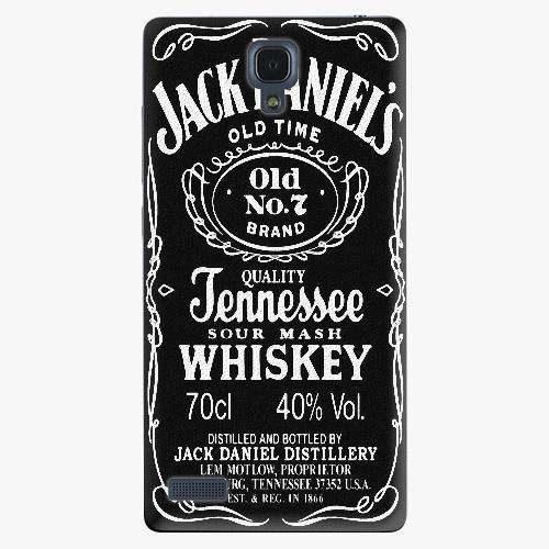 Plastový kryt iSaprio - Jack Daniels - Xiaomi Redmi Note