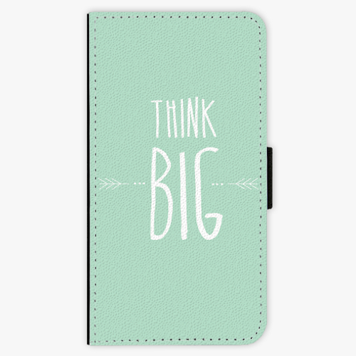 Flipové pouzdro iSaprio - Think Big - Samsung Galaxy A5 2016