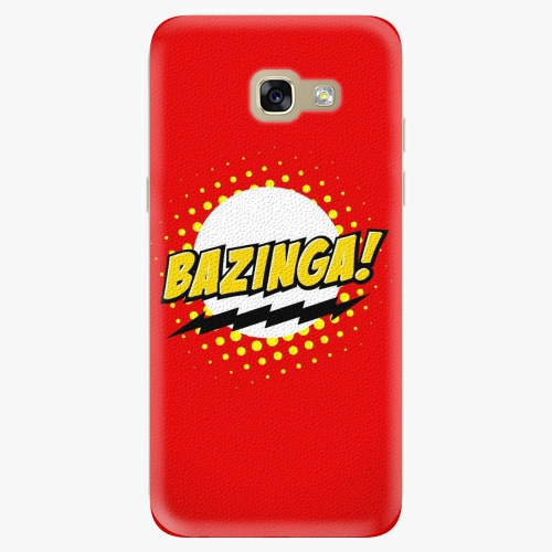 Plastový kryt iSaprio - Bazinga 01 - Samsung Galaxy A5 2017