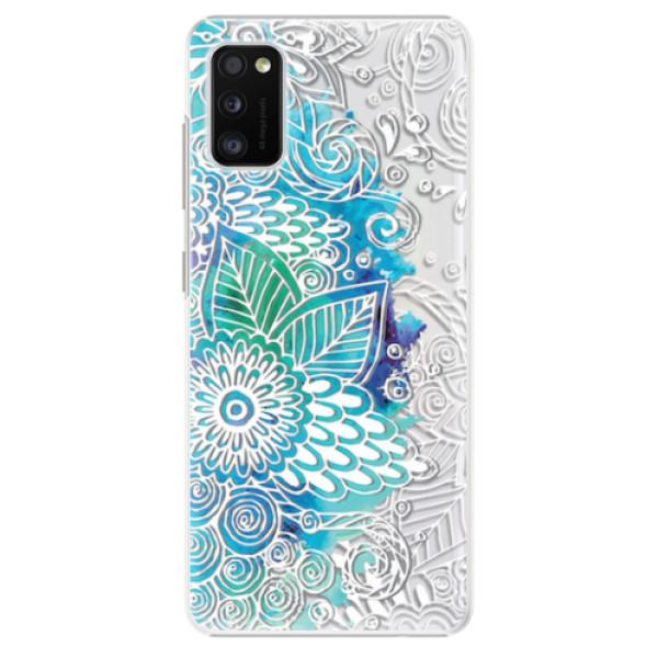 Plastové pouzdro iSaprio - Lace 03 - Samsung Galaxy A41