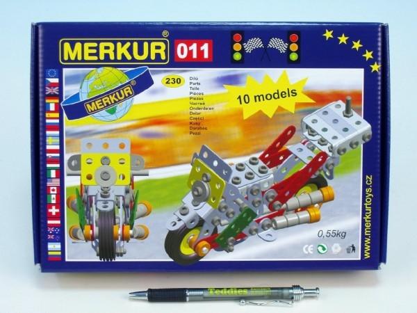 stavebnice-merkur-011-motocykl-10-modelu-230ks-v-krabici-26x18x5cm