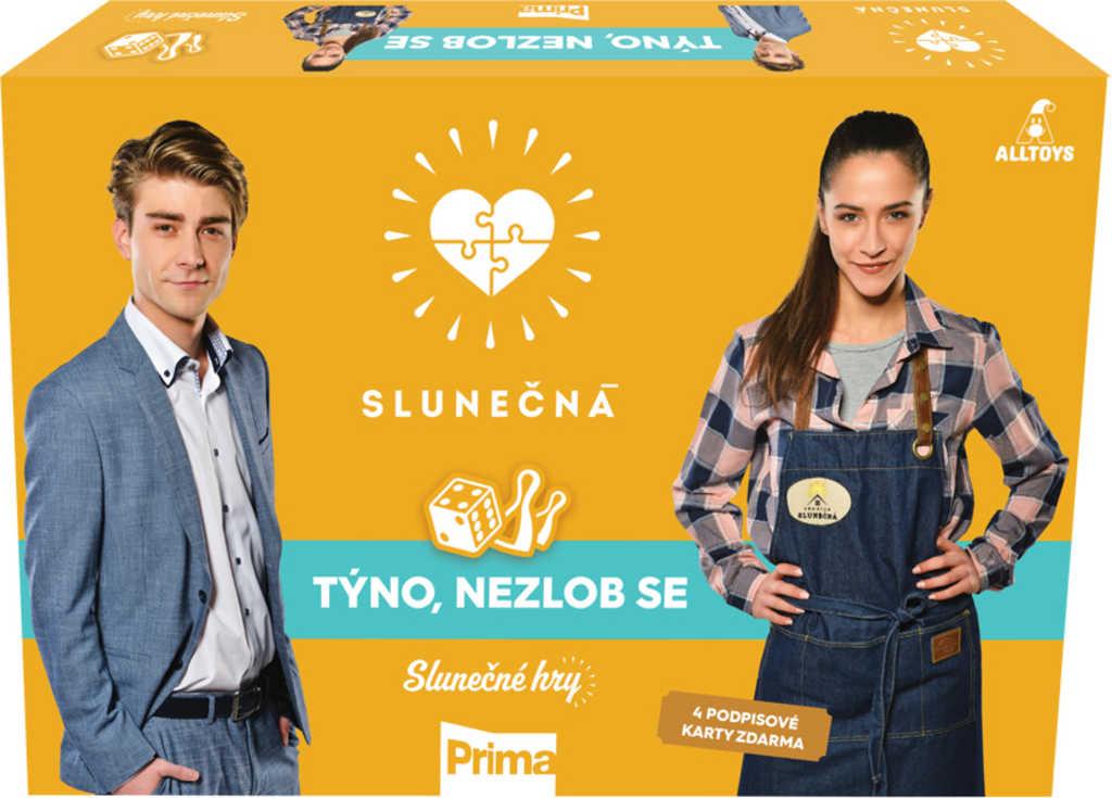 EP Line Hra Slunečná - Týno, nezlob se *SPOLEČENSKÉ HRY*