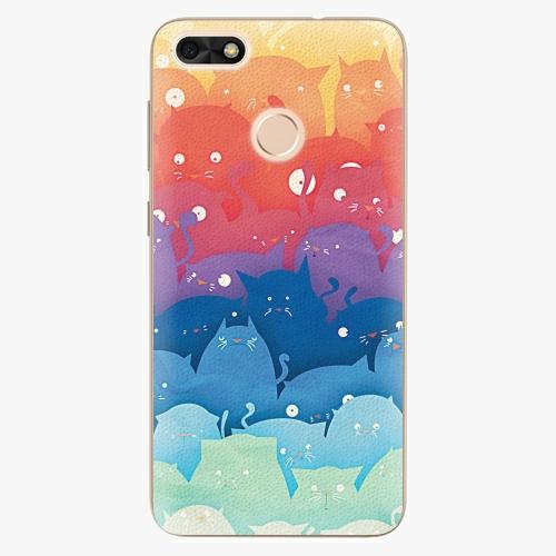 Plastový kryt iSaprio - Cats World - Huawei P9 Lite Mini