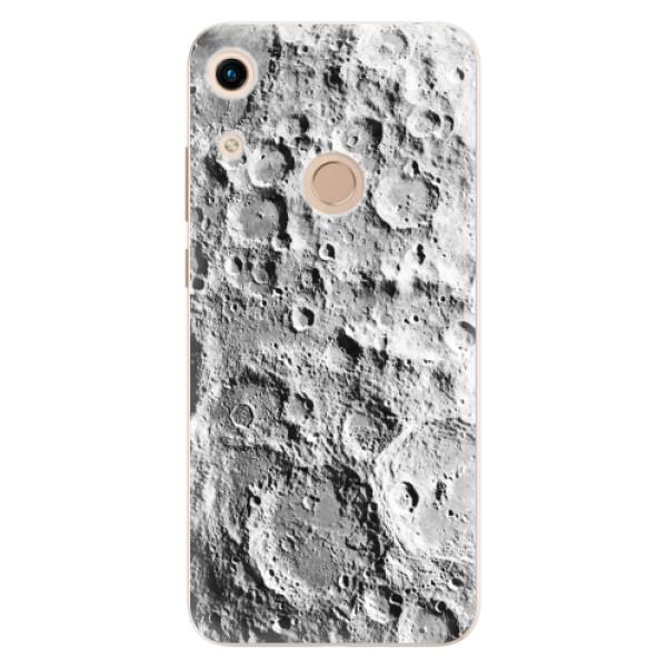 Odolné silikonové pouzdro iSaprio - Moon Surface - Huawei Honor 8A