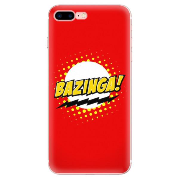 Odolné silikonové pouzdro iSaprio - Bazinga 01 - iPhone 7 Plus